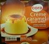 Crème caramel dorée au four - Produit