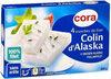 4 Tranches Filet De Colin Alaska Nature 400g - Product