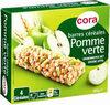 6 Barres Céréales Pomme Verte - Product
