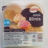 mini Blinis (x 16) - Product