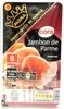 Jambon de Parme - Produit