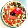 Pizza garnie de chorizo précuit et de poivrons - Produit