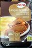 Langue de boeuf sauce piquante et purée de pommes de terre - Product