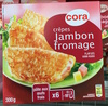 Crêpes Jambon Fromage - Product
