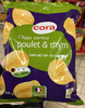 Chips saveur poulet & thym - Product