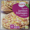 3 pizzas jambon fromages - Product