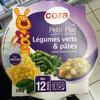 Petit plat du soir, Légumes verts & pâtes - Product