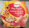 Petit Repas Pommes de terre au jambon - Product