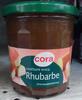 Confiture extra Rhubarbe - Prodotto