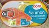 Saumon sauce citron - Product