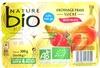 Fromage frais sucré aux fruits - Product