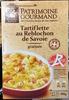 Tartiflette au Reblochon de Savoie gratinée - Prodotto