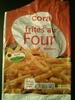 Frites au four, Surgelé - Produit
