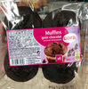 Muffins goût Chocolat - Product