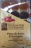 Pâtes de fruits d'Auvergne 5 saveurs - Produit