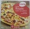 Pizza Royale cuite sur pierre - Product