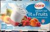 Yaourt sur lit de fruits - Produit