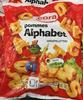Pommes Alphabet - Produit