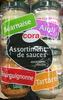 Assortiment de sauces - Product