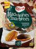 Madeleines marbrées - Produit