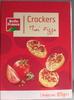 Crackers Mini Pizza - Produit