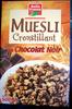 Muesli Croustillant au Chocolat Noir - Produit