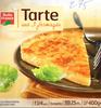 Tarte aux 3 fromages - Produkt