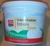 Crème Fraîche Entière Epaisse (30% MG) - Product