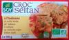 Croc seitan courgettes & curry - Prodotto