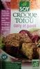 Croque Tofou Curry et Pavot - Producto