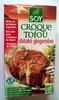 Croque Tofu Shitaké Gingembre - Produit