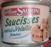 Saucisses cocktail de Volaille fumées - Product