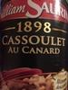 Cassoulet au canard - Product