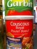 Couscous royal poulet bœuf - Produit