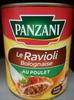 Le Ravioli bolognaise au poulet - Product