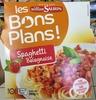 Les Bons Plans! Spaghetti Bolognaise - Product