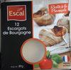 12 Escargots de Bourgogne - Produit
