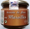 Terrine de porc au Maroilles - Prodotto