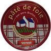 Pâté de foie pur porc Breton - Prodotto