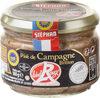 Pâté de Campagne Breton Label Rouge IGP - Product
