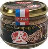 Pâté de Campagne aux Cèpes Label Rouge - Prodotto