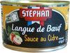 Langue de boeuf sauce au cidre - Prodotto