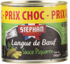 Langue de Bœuf sauce Piquante - Prodotto