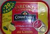 Sardine à l'ancienne à l'huile d'olive vierge extra au citron - Product