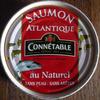 Saumon Atlantique au Naturel sans Peau sans arêtes - Product