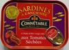 Sardines à l'Ancienne à l'Huile d'Olive vierge extra aux Tomates Séchées - 製品