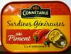 Sardines généreuses au piment - Product