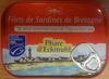 Filets de Sardines de Bretagne, sauce pimentée Bio - Product