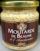 Moutarde de Beaune à l'ancienne - Produit