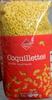 Coquillettes - Produit